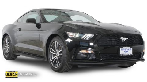 New Ford Mustang EcoBoost