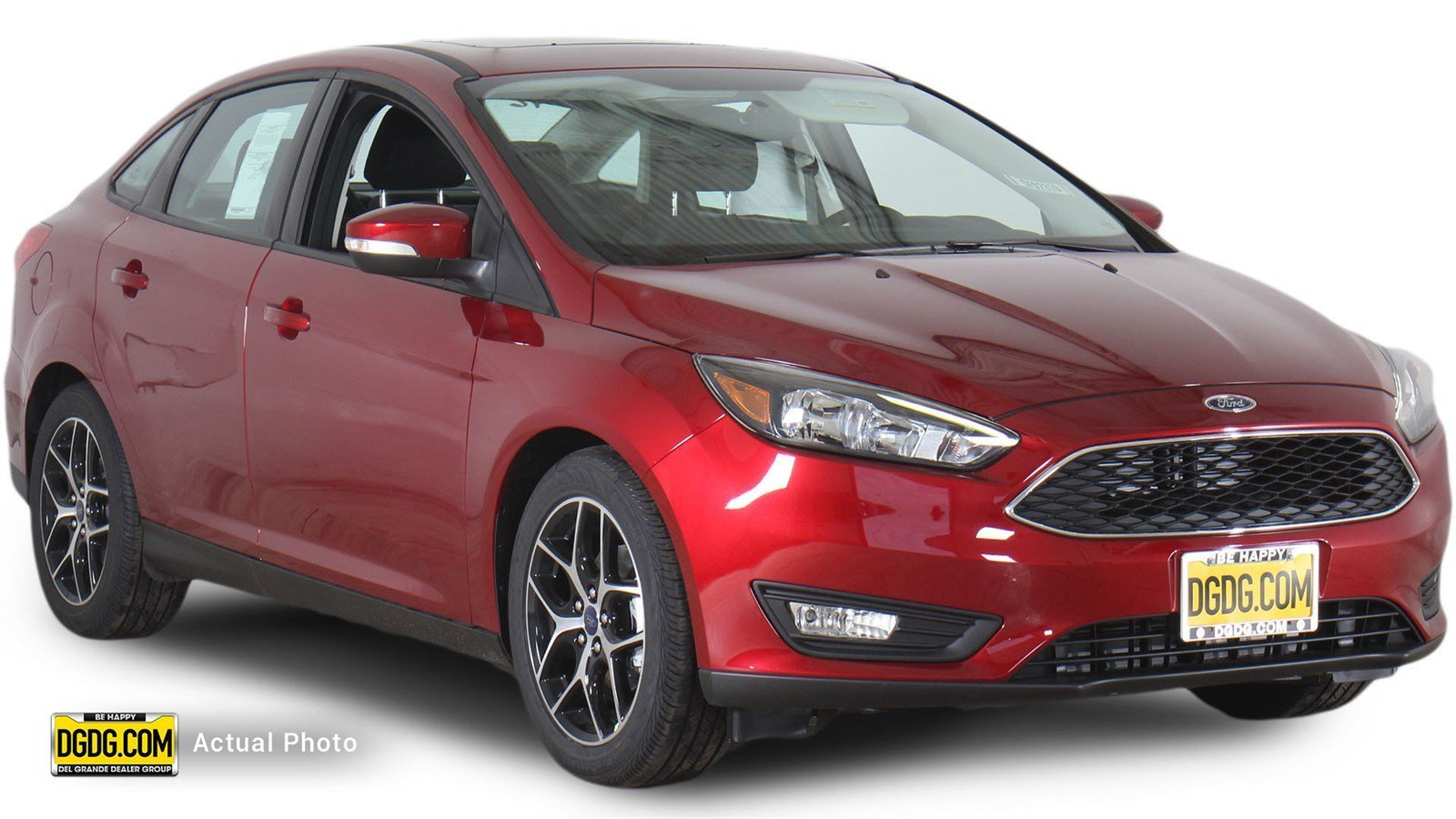new 2017 ford focus sel 4d sedan in san jose cfd7310 capitol ford. Black Bedroom Furniture Sets. Home Design Ideas